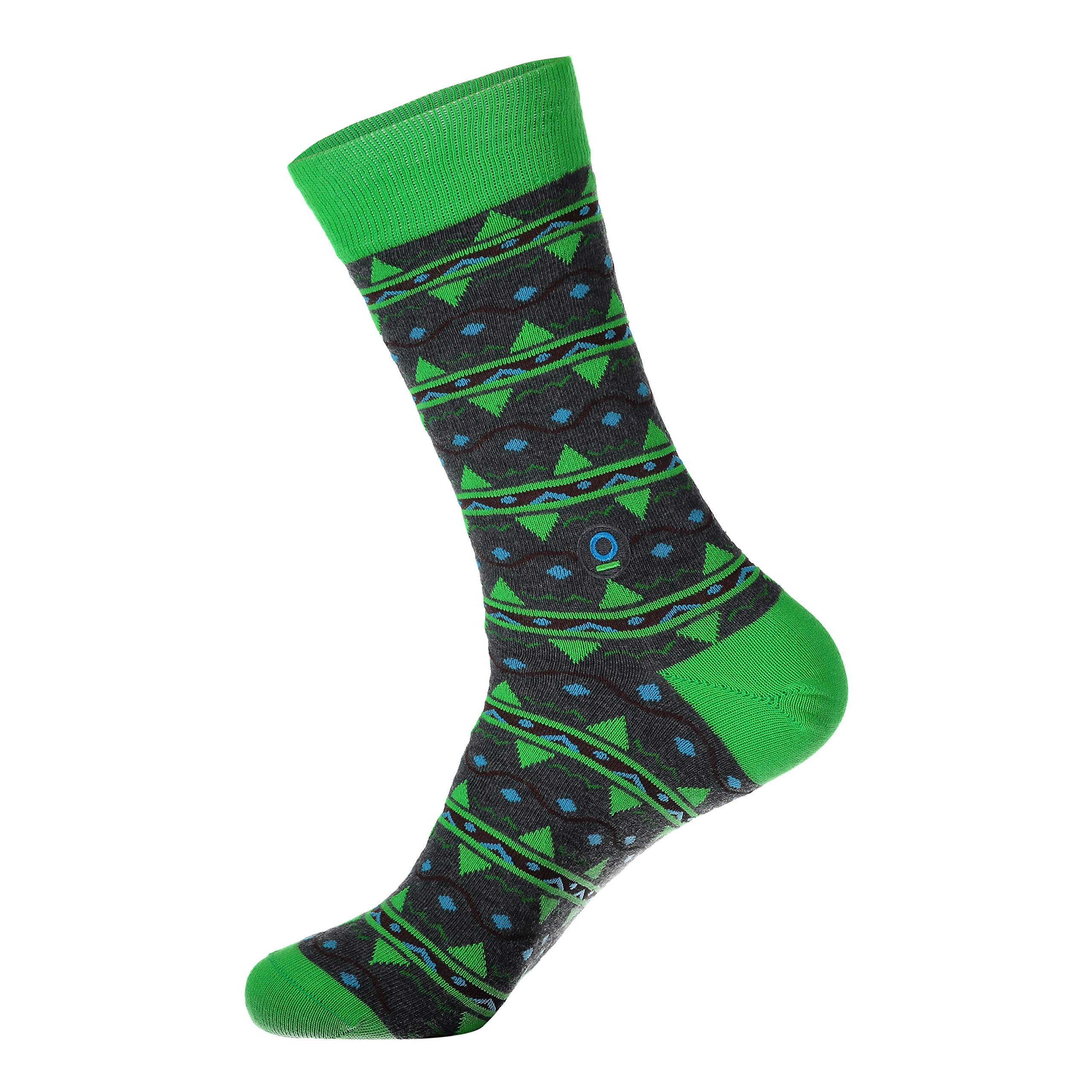 Conscious Step Men's & Women's Organic Cotton Crew Socks | Every Pair Gives Back