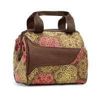 Fit & Fresh Insulated Lunch Bag, Downtown Olive Floral