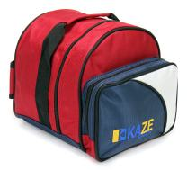 KAZE SPORTS 1 Ball Spare Kit Color Match Single Tote Bowling Add On Bag