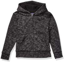 The Children's Place Boys' Big Sherpa Zip Up Hoodie