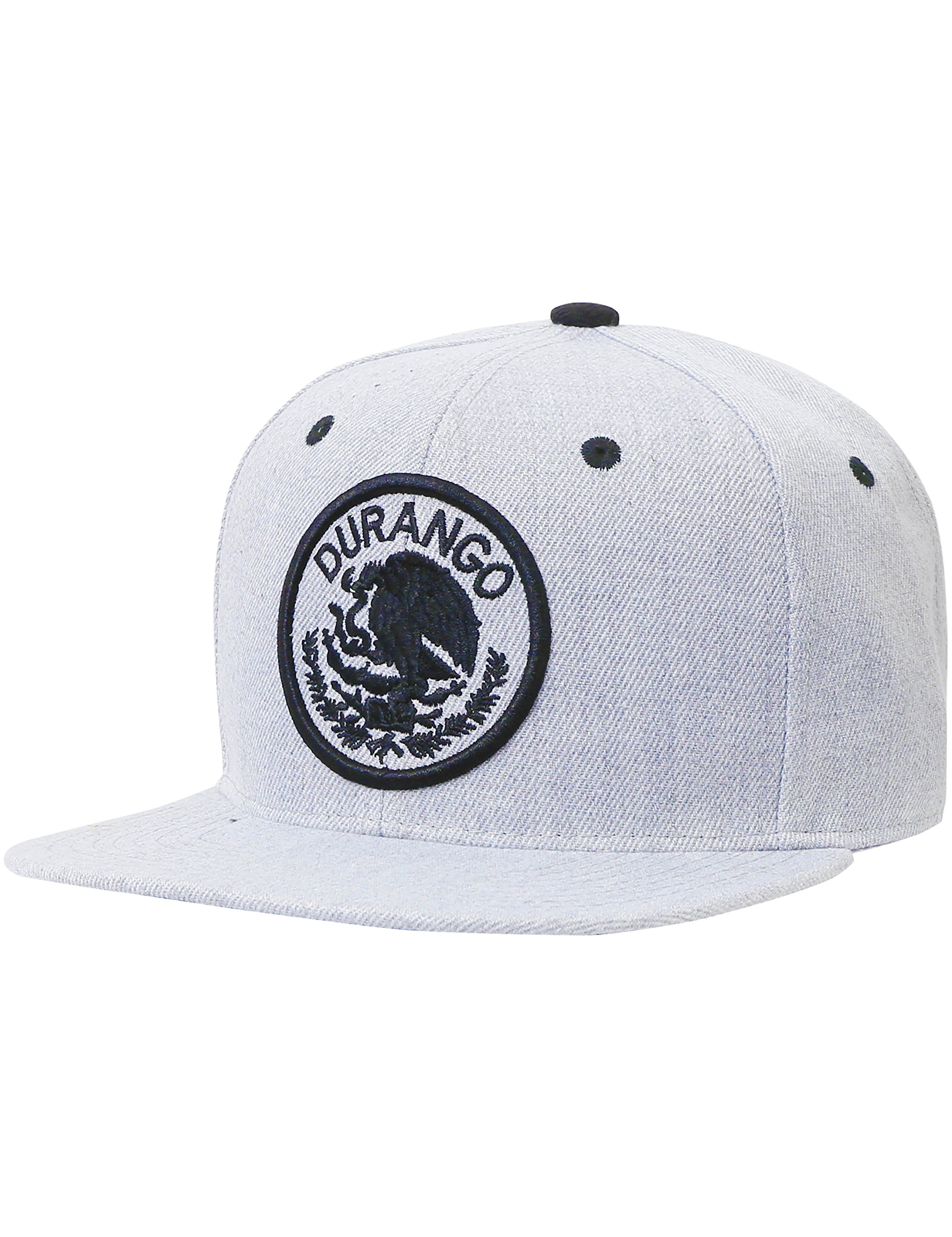 Mexican Cities National Symbol Embroidered Hat