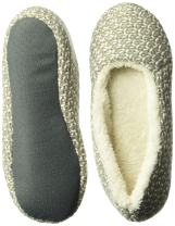 K. Bell Women's Crosshatch Texture Slipper
