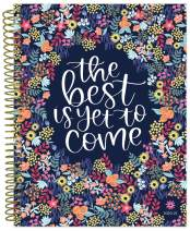 """bloom daily planners 2020-2021 (8.5"""" x 11"""") Academic Year Day Planner & Calendar (July 2020 - July 2021) - Weekly/Monthly Dated Agenda Organizer with Tabs - Best is Yet to Come"""