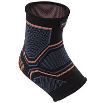 Kunto Fitness Ankle Brace Compression Support Sleeve for Injury Recovery, Joint Pain, Swelling, Plantar Fasciitis & Achilles Tendon - Superior Arch Support Foot Socks for Any Activity!