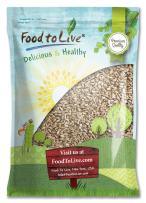 Sunflower Seeds, 8 Pounds - Raw, Kosher, Kernels, No Shell, Bulk