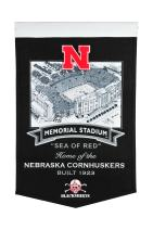 Winning Streak NCAA Unisex-Adult Banners/Stadium
