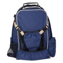 Huntley Equestrian Back Pack (Navy Blue)