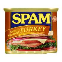 Spam Oven Roasted Turkey, 12 Ounce Can (Pack of 6)