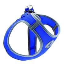 Kruz PET KZA306 Reflective Mesh Dog Harness, No Pull, Easy Walk, Quick Fit, Comfortable, Adjustable Pet Vest Harnesses for Walking, Training, Small, Medium Dogs