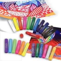 Sargent Art (SARAD) Tempera Paint Sticks, Assorted 24 Piece