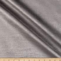 KasLen Textiles Elegance Cotton Blend Velvet Phanton, Fabric by the Yard