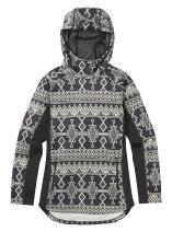 Burton Women's Crystal Pullover Hoodie Sweatshirt
