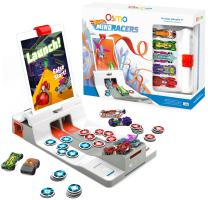 Osmo - Hot Wheels MindRacers Game Kit for iPad - Ages 7 +  - Race a Real Hot Wheel On Screen - (Osmo iPad Base Included)