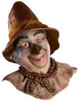 Rubie's Men's Wizard of Oz 75th Anniversary Edition, Overhead Scarecrow Mask