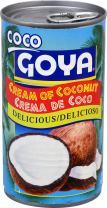 Goya Cream Of Coconut, 15 Ounce