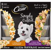 New! CESAR WHOLESOME BOWLS Wet Dog Food