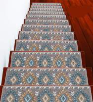 """Stair Treads Traditional Collection Contemporary, Cozy, Vibrant and Soft Stair Treads 