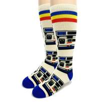 Oooh Yeah Kids Girls Crazy Funny Novetly Knee High Socks