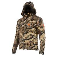 Nomad mens Scrape Jacket | Wind/Water Resistant & Insulated - Safety Strap Compatible