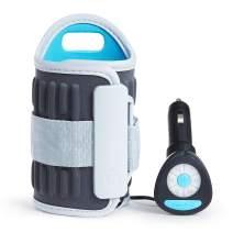 Munchkin Travel Car Baby Bottle Warmer, Grey
