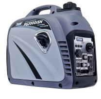 Pulsar PG2000iSN 2,000W Portable Gas-Powered Inverter Generator with USB Outlet & Parallel Capability, CARB Compliant, Space Gray