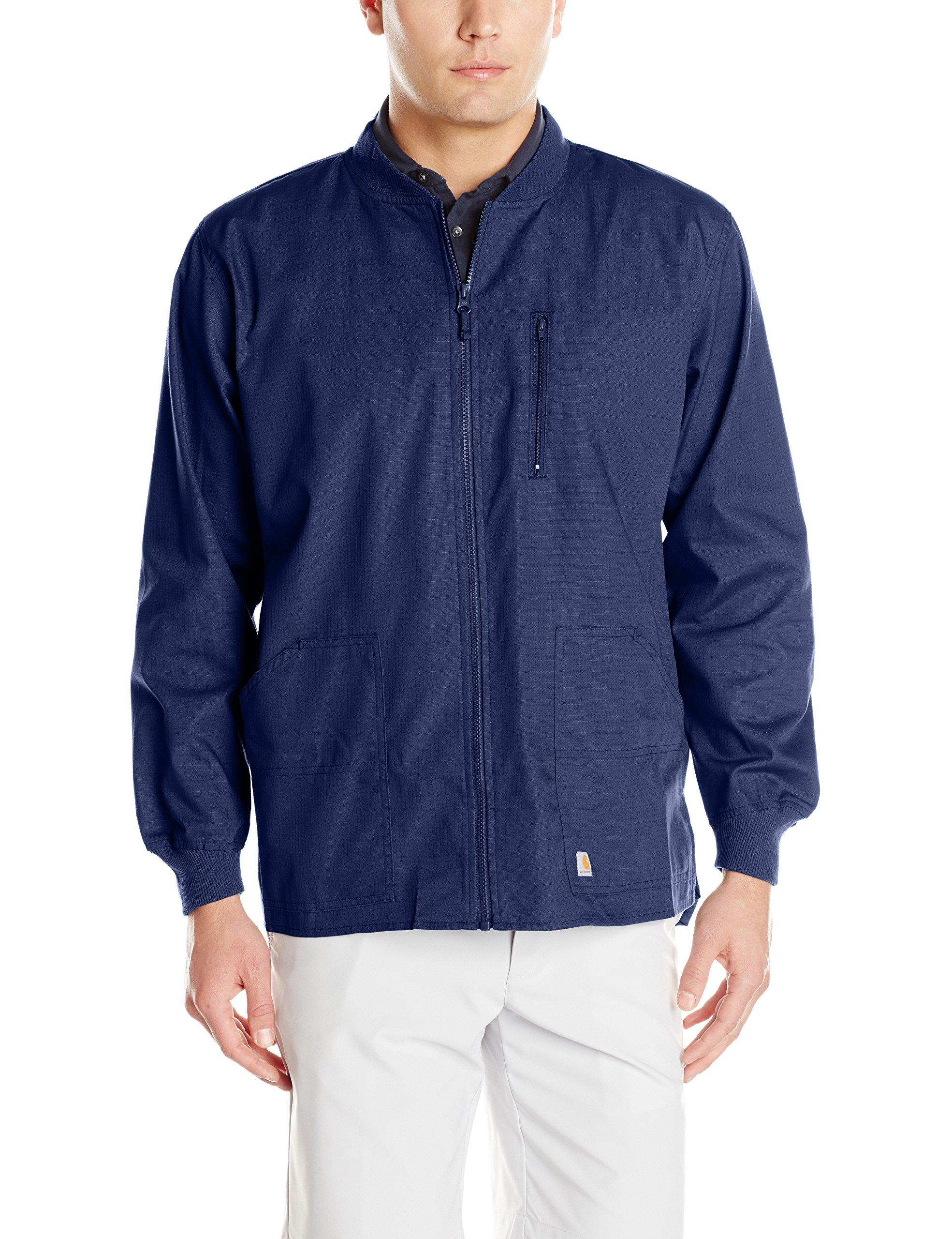 Carhartt Ripstop Men's Zip Front Scrub Jacket