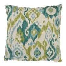 Pillow Perfect Gunnison 18-Inch Throw Pillow, Grasshopper