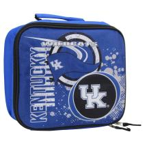 """Officially Licensed NCAA """"Accelerator"""" Lunch Kit Bag, Multi Color, 10.5"""" x 8.5"""" x 4"""""""
