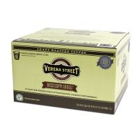 Verena Street Single Cup Pods (80 Count) Flavored Coffee, Mississippi Grogg, Rainforest Alliance Certified Arabica Coffee, Compatible with Keurig K-cup Brewers