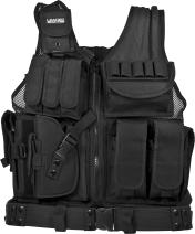 BARSKA Men's Loaded Gear VX-200 Tactical Left Hand Vest - BI12154