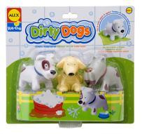 Alex Rub a Dub Dirty Dogs Kids Bath Activity