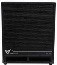 "Rockville RBG18S 18"" 2000W Active Powered PA Subwoofer W/Dsp+Limiter Pro/DJ"