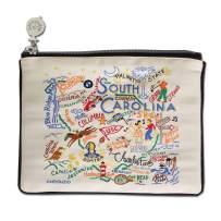 Catstudio South Carolina Zipper Pouch & Coin Purse   Holds Your Phone, Pencils, Makeup, Dog Treats, Tech Tools   Great for Travel, Women, Men, Girls, Boys
