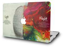 "KECC Laptop Case for MacBook Air 13"" Plastic Case Hard Shell Cover A1466/A1369 (Brain)"
