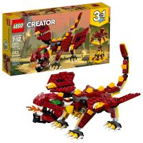 LEGO Creator 3in1 Mythical Creatures 31073 Building Kit (223 Pieces)
