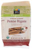 365 Everyday Value, Organic Whole Wheat Penne Rigate, 16 oz