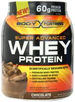 Body Fortress Whey Protein Powder, Chocolate, 31.2 Ounces (Pack of 2)