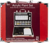 Studio 71 Acrylic Paint, 25 Pieces Art Set, Multi