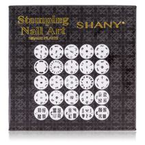 SHANY 2012 Nail Art Polish Stamp Manicure Image Plates set of 25pcs