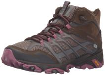 Merrell Women's Moab FST Mid Waterproof-W Hiking Boot