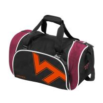 Collegiate Locker Duffel Bag with Shoulder Strap