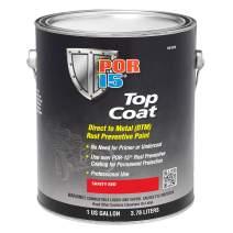 POR-15 46101 Top Coat Safety Red Paint 128. Fluid_Ounces