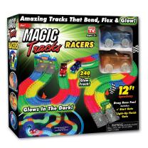 Ontel Magic Tracks Racer Set - Race Car Set, Multicolor
