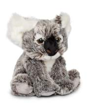 Wildlife Tree 10 Inch Stuffed Koala Plush Floppy Animal Kingdom Collection