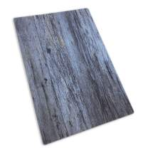 Bessie Bakes Silver Blue Reclaimed Wood Replica Board for Food & Product Photography 2 ft x 3ft | 3 mm Thick Moisture Resistant Stain Resistant Lightweight