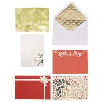 Martha Stewart 30068354 Paper Greenery Card Kit, Multicolor