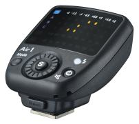 Nissin Air 1 Commander, 2.4Ghz Wireless Nissin Air System Transmission for Micro Four Thirds - Includes Nissin USA 2 Year Warranty