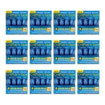 AdTech Glue Runner For Scrapbooking Supplies, case pack, Clear 12 4pk cartridges