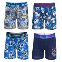 Star Wars boy's Athletic Boxer Brief