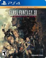Final Fantasy XII The Zodiac Age Limited Steelbook Edition - PlayStation 4